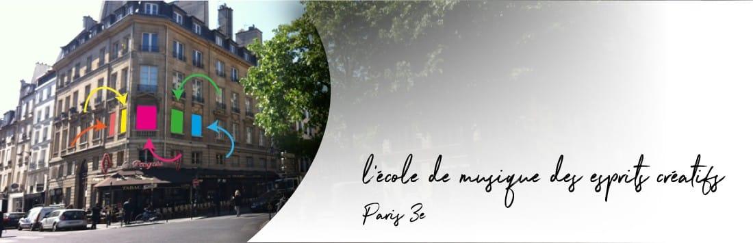 Ecole de musique Paris - Atelier 440