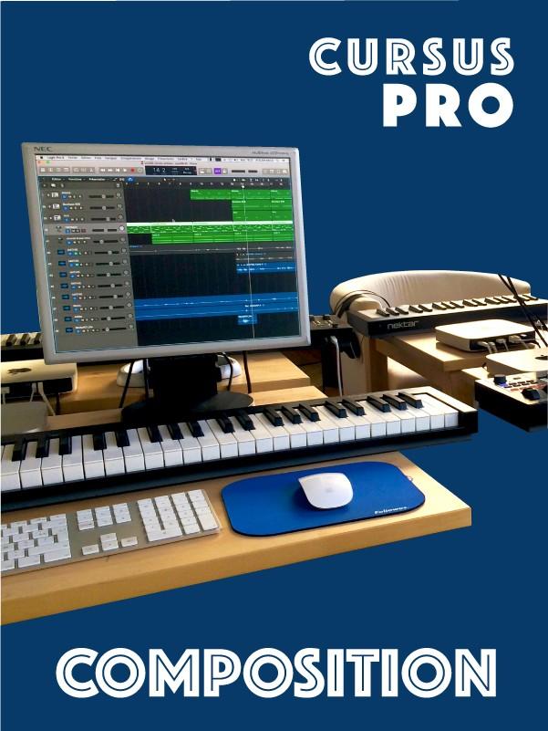 Formation musique pro - Composition musicale