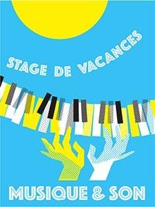 Stage Musique et Son - Vacances scolaires