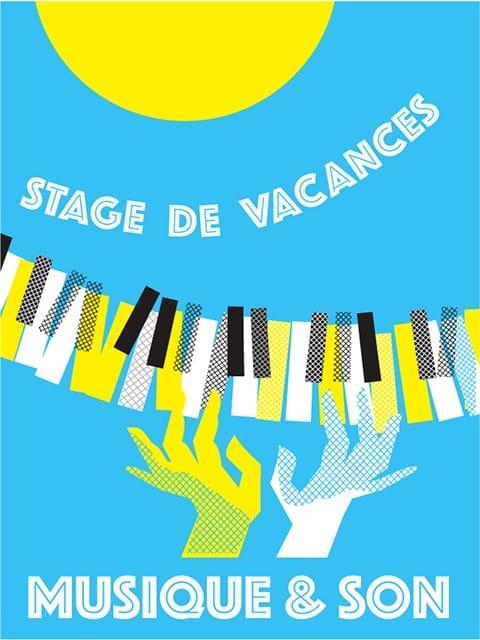 Stage de Vacances Musique et Son