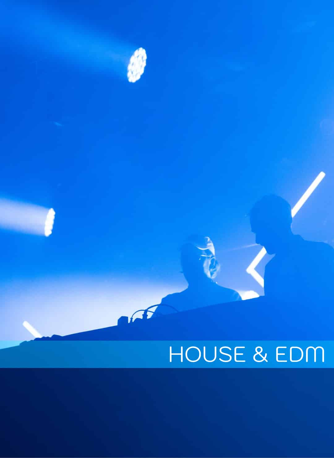 Formation composition House & EDM